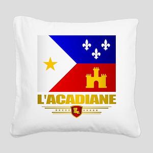 LAcadiane Square Canvas Pillow