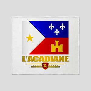 LAcadiane Throw Blanket