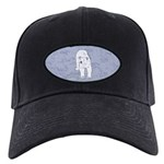 Licence Black Cap with Patch