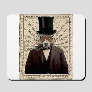 Gentlman Distinguished Squirrel Steampunk Altered
