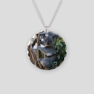 IMG_7884 Necklace Circle Charm