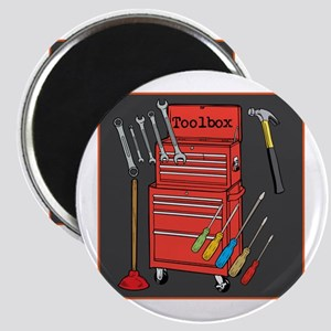 Colorful Toolbox Magnets