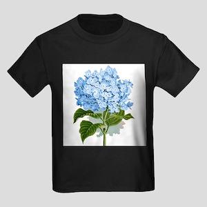 Blue hydrangea flowers T-Shirt