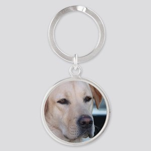 0 cover pets 521 Round Keychain