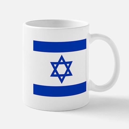 Flag of Israel Mugs