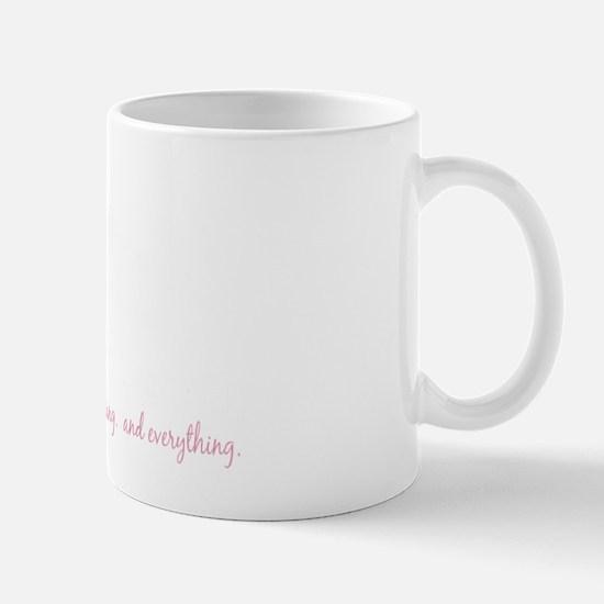 girls can do anything_dark Mug