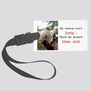 sticker Large Luggage Tag