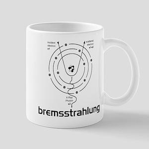 Radiology - Bremsstrahlung Mugs