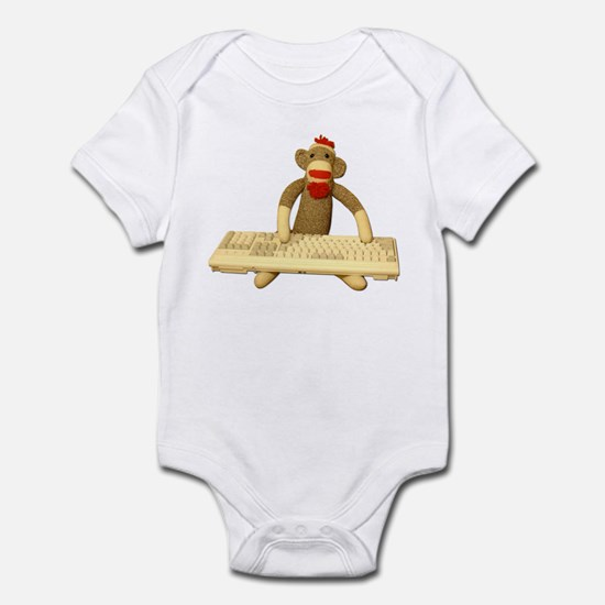 Code Monkey Infant Bodysuit