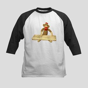 Code Monkey Kids Baseball Jersey