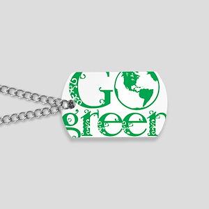 Go-Green Dog Tags