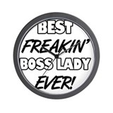 Boss lady Basic Clocks