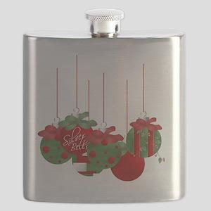 Christmas Ornaments Flask