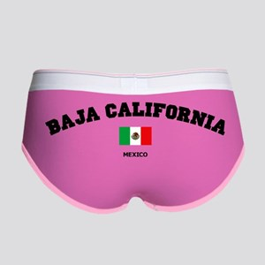 Baja California Women's Boy Brief