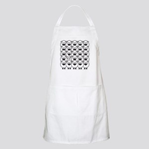 Old English in the Sheep BBQ Apron