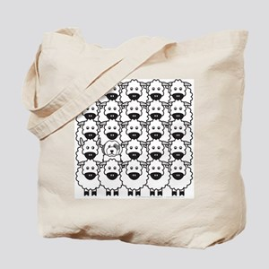 Old English in the Sheep Tote Bag