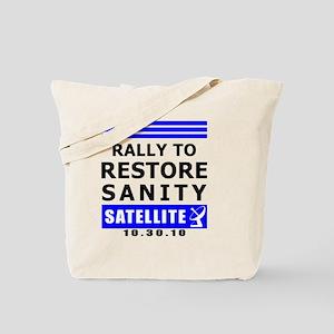 rally-BLACK Tote Bag