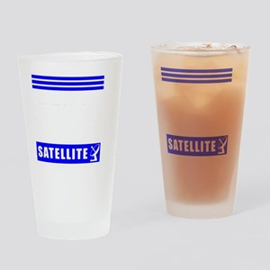 rally-white Drinking Glass