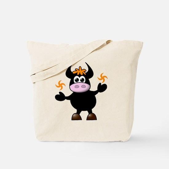 NINJAcow Tote Bag