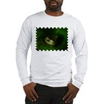 Lazy Frog Long Sleeve T-Shirt