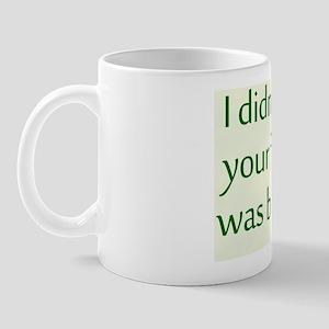 yourfault_rect Mug