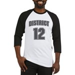 District 12 Design 6 Baseball Jersey