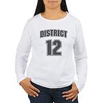 District 12 Design 6 Women's Long Sleeve T-Shirt