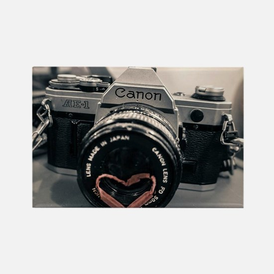 Love photography  Rectangle Magnet