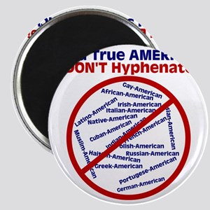 HyphenatedAmerican2 Magnet