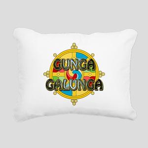 Gunga Galunga Rectangular Canvas Pillow