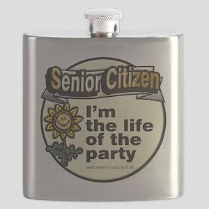 02LifeOfParty12x12 Flask