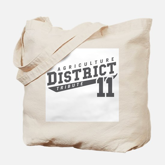 District 11 Design 3 Tote Bag