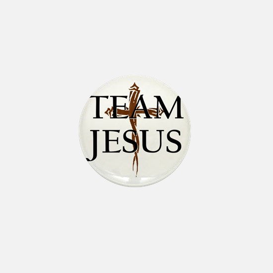 TeamJesus Mini Button