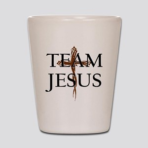 TeamJesus Shot Glass
