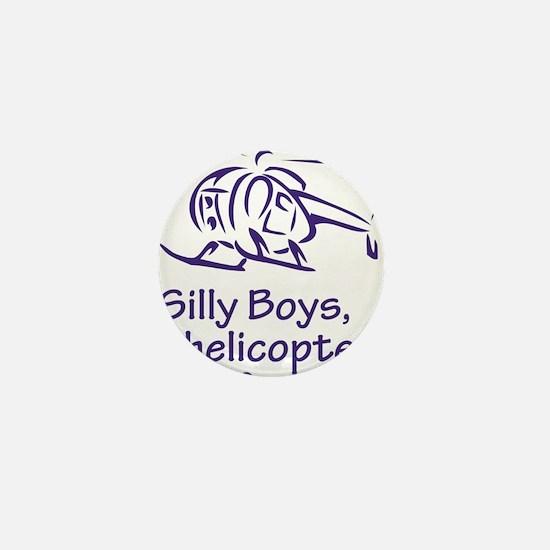 SillyBoys Mini Button