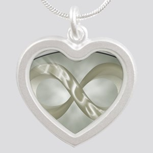 trustsymbol11 Silver Heart Necklace