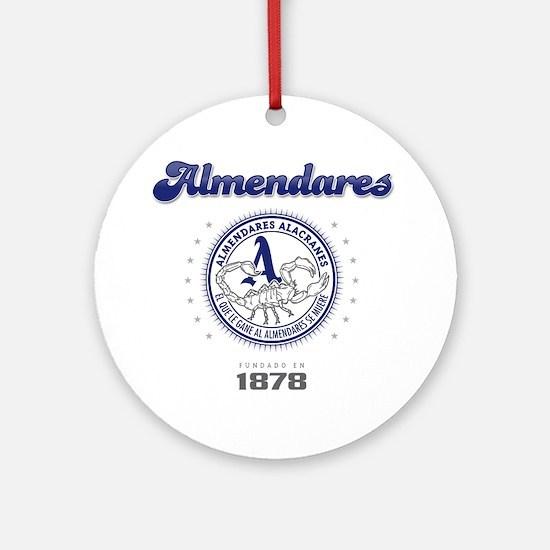 AlmendaresL1_Light Round Ornament