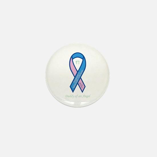 Sids ribbon Mini Button