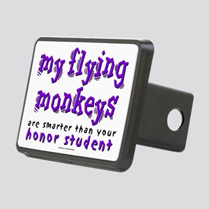 Flying Monkeys Honor (Purp Rectangular Hitch Cover