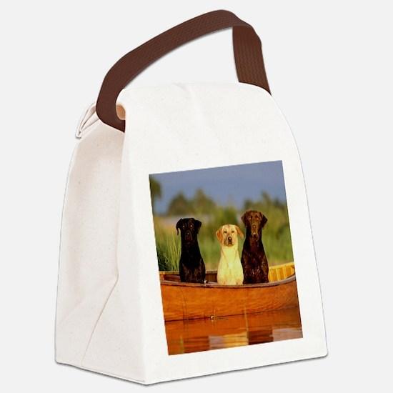 RAIN LABS rnd orn Canvas Lunch Bag
