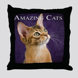 cover Throw Pillow