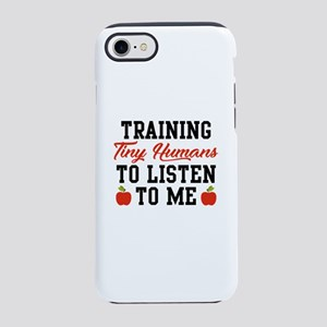 Training Tiny Humans iPhone 7 Tough Case