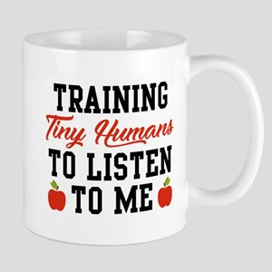 Training Tiny Humans Mug