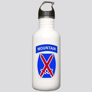 SSI - 10th Mountain Di Stainless Water Bottle 1.0L