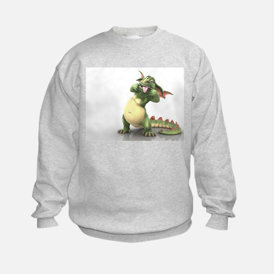 Funny Dragons Sweatshirt