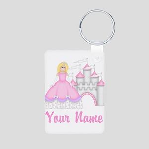 Princess Personalized Keychains