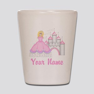 Princess Personalized Shot Glass