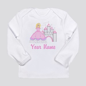 Princess Personalized Long Sleeve T-Shirt