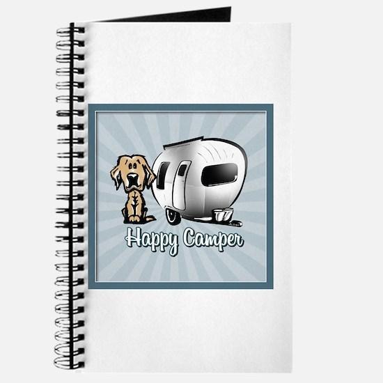 Happy Camper Dog Journal