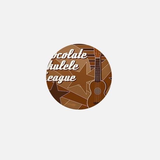 titusfactory_ChocolateUkeLeague02 Mini Button